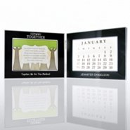 Perpetual Desk Calendar - Growing Together